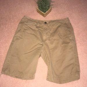 Men's Khaki Shorts EUC